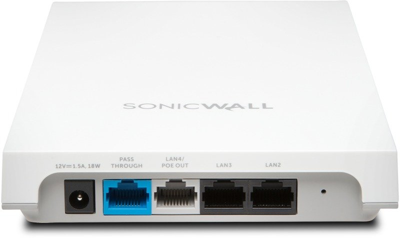 SONICWAVE 224W WIRELESS ACCESS POINT SECURE UPGRADE PLUS WITH SECURE CLOUD WIFI MANAGEMENT AND SUPPO