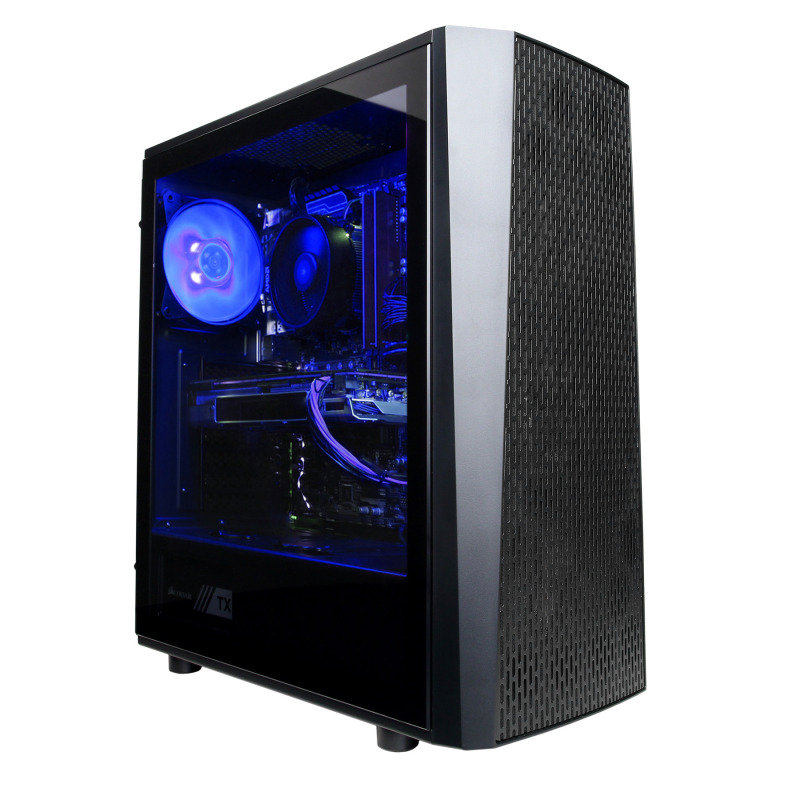 Cyberpower Gaming Core i5 9th Gen 16GB RAM 2TB HDD RTX 2060 Desktop PC