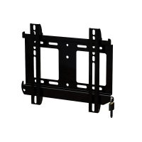 Peerless Flat-to-wall Security Locking Mount  For 22 Inch-40 Inch Displays