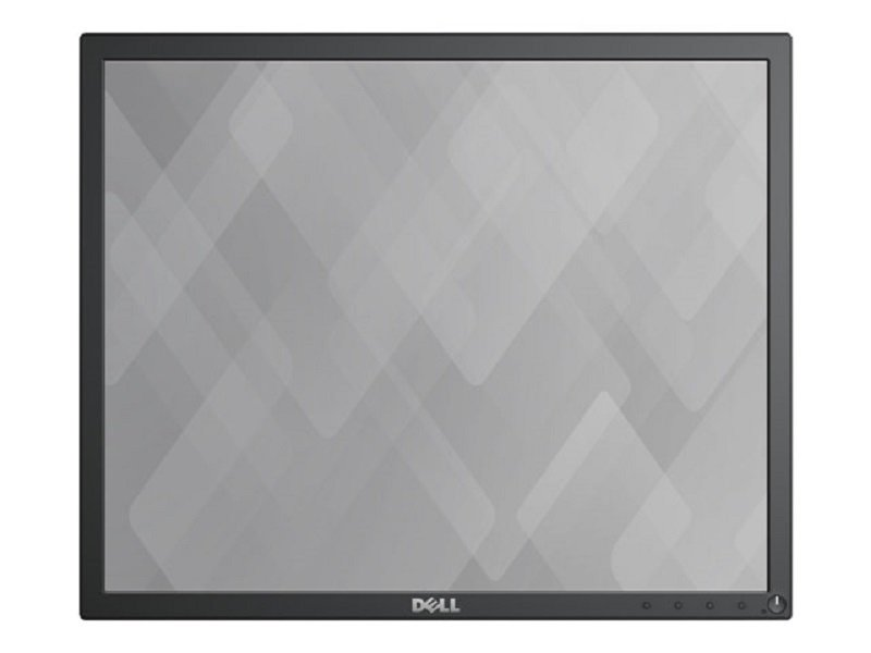 Dell 19 Monitor P1917S 48 cm 19 Black No Stand, VGA HDMI DP 3 Year Advanced Exchange
