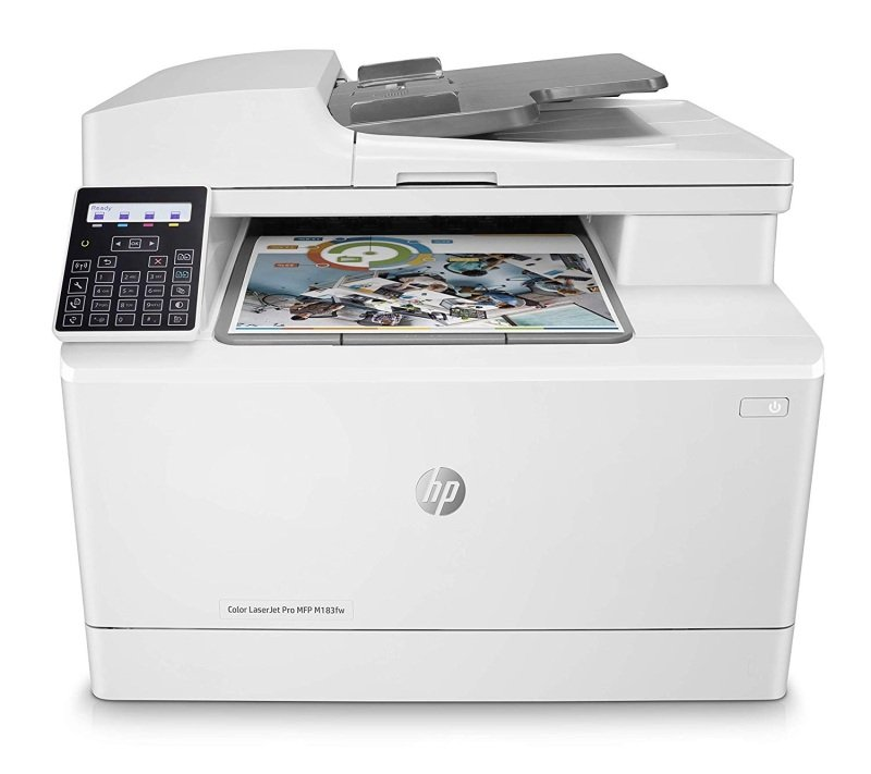 HP Colour LaserJet Pro MFP M183fw Printer