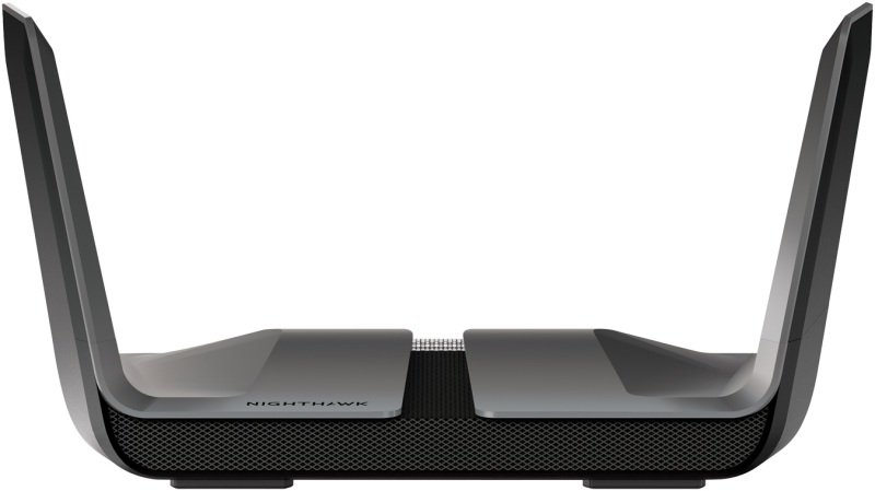 NETGEAR Nighthawk Wifi 6 Router (RAX80) - AX6000 Wireless Speed up to 2500sq ft & 30+ Devices
