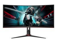 AOC CU34G2/BK 34'' LED Curved Gaming Monitor