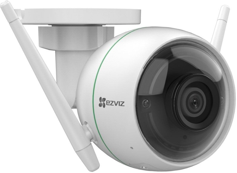 Image of Ezviz C3WN 1080p Wi-Fi Outdoor Smart Home Security Camera - Works with Alexa and Google Assistant