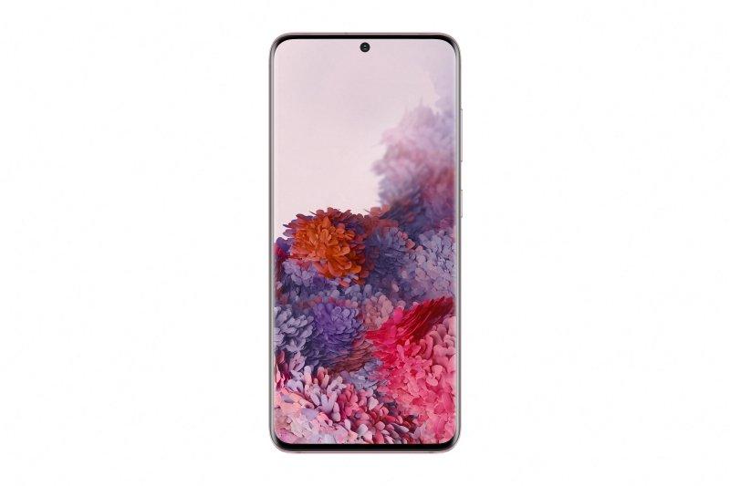 Samsung Galaxy S20 5G 128GB Smartphone - Pink
