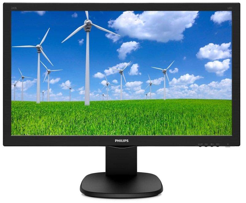 """Philips 243S5LJMB 24"""" Full HD Monitor"""