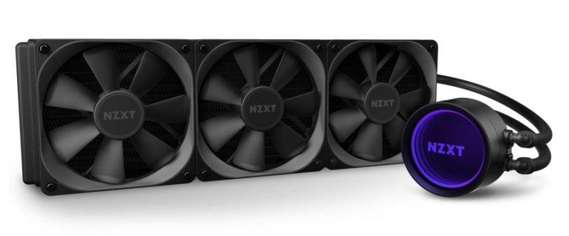 NZXT Kraken X73 RGB All In One 360mm Intel/AMD CPU Water Cooler