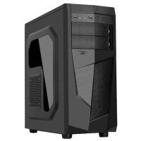 AvP Mamba Mid Tower Black Case