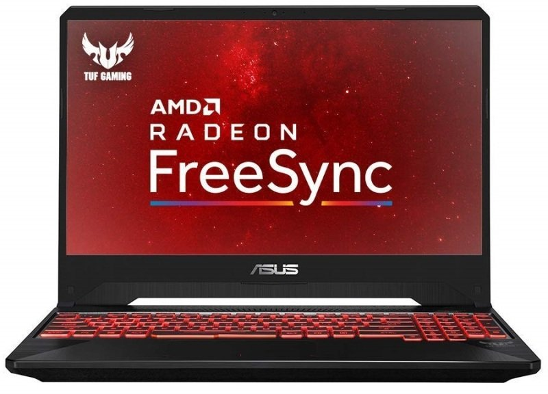 "ASUS TUF FX505DY Ryzen 5 8GB 256GB SSD RX 560X 15.6"" Win10 Home Gaming Laptop"