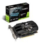 Asus GeForce GTX 1650 PHOENIX 4GB OC GDDR5 Graphics Card