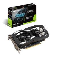 Asus GeForce GTX 1650 DUAL OC 4GB GDDR5 Graphics Card