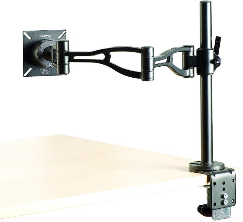 Fellowes Professional Series Single Arm Stand for Monitor