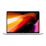 "Apple MacBook Pro with Touch Bar Core i7 16GB 512GB SSD 16"" Radeon Pro 5300M (Late 2019) - Silver"