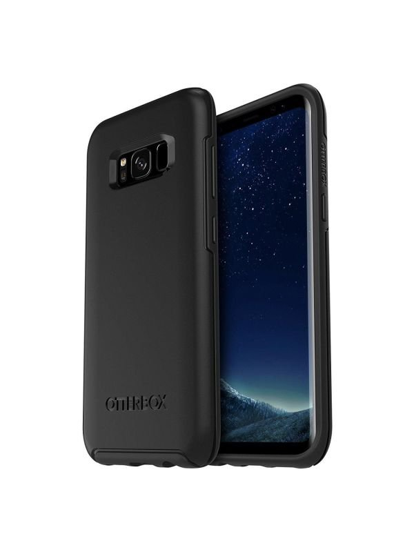 Otterbox Symmetry Series Case for Galaxy S8 - Black