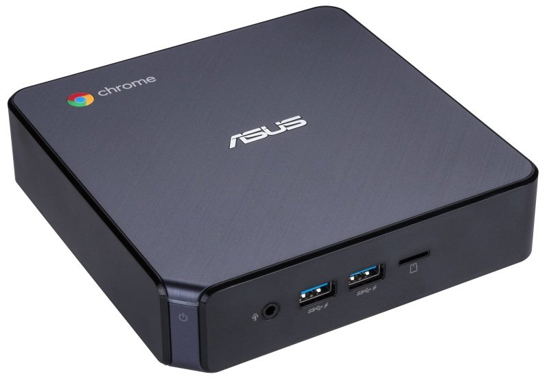 ASUS ChromeBox 3 N031U Mini Desktop PC