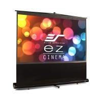 Elite Portable Pull Up EZ Cinema Projection Screen