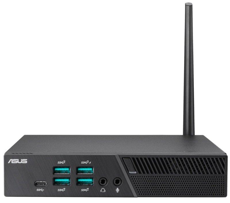 ASUS PB60V Core i7 16GB RAM 512GB SSD Win10 Pro Mini PC