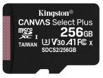 Kingston Canvas Select Plus 256GB microSD - No Adaptor
