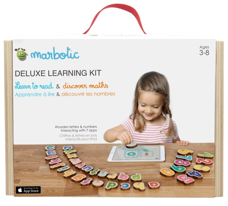 Image of Marbotics Deluxe Learning Kit