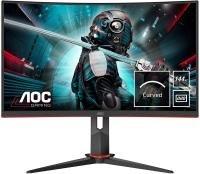 AOC CQ27G2U/BK 27'' LED Curved Gaming Monitor