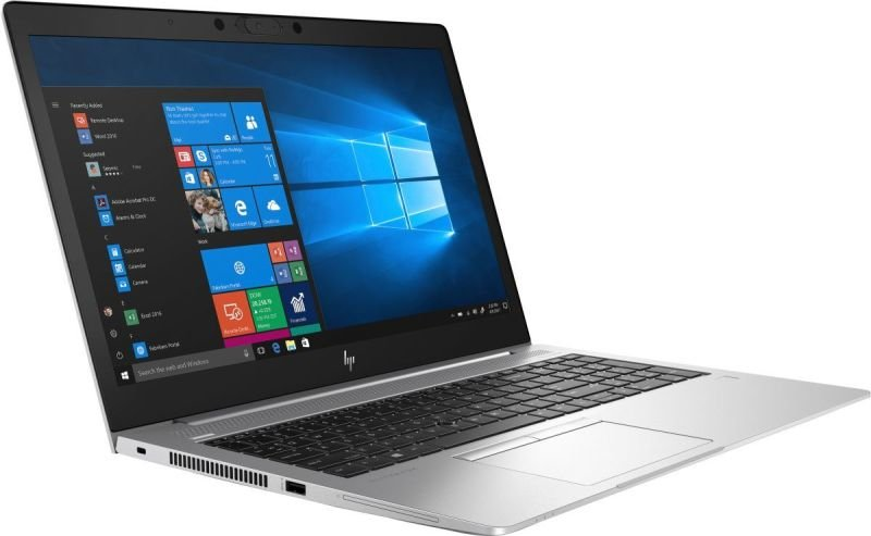 "HP EliteBook 850 G6 Core i5 8GB 256GB SSD 15.6"" Win10 Pro Laptop"