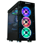 AlphaSync Gaming Ryzen 7 16GB RAM 4TB HDD 500GB SSD RTX 2080 Desktop PC