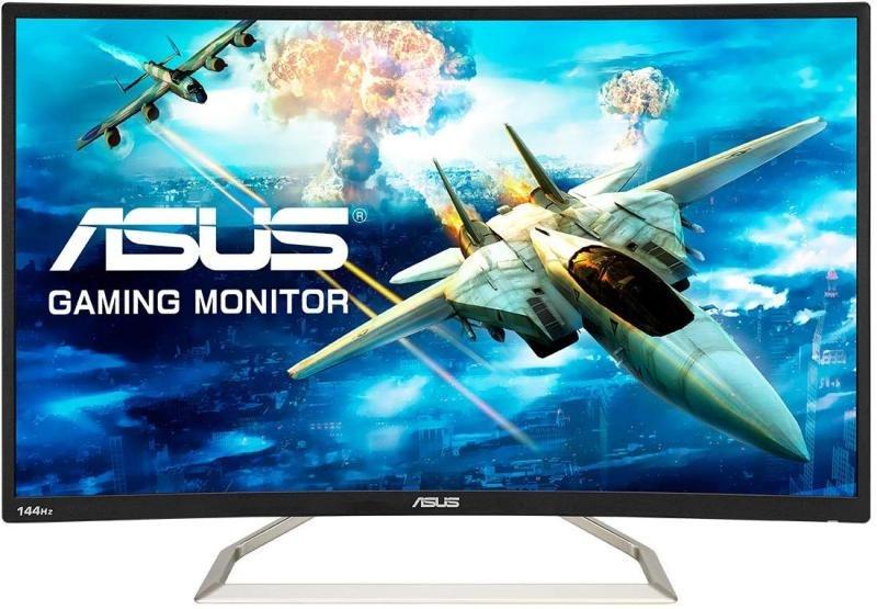 "ASUS VA326HR 32"" Full HD 144Hz Curved Monitor"