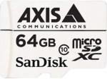 AXIS Surveillance Card 64 GB High Endurance MicroSDXC Card