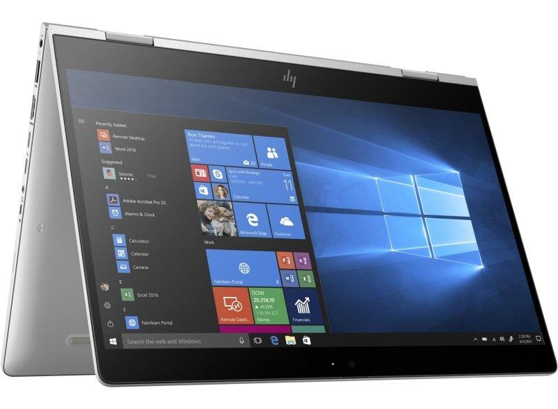 "HP EliteBook x360 830 G6 Core i5 8GB 512GB SSD 13.3"" Win10 Pro Convertible Laptop"
