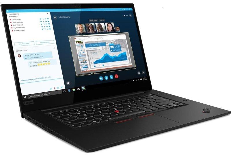 "Lenovo ThinkPad X1 Extreme (2nd Gen) Core i7 32GB 1TB SSD GTX 1650 15.6"" Win10 Pro Laptop"