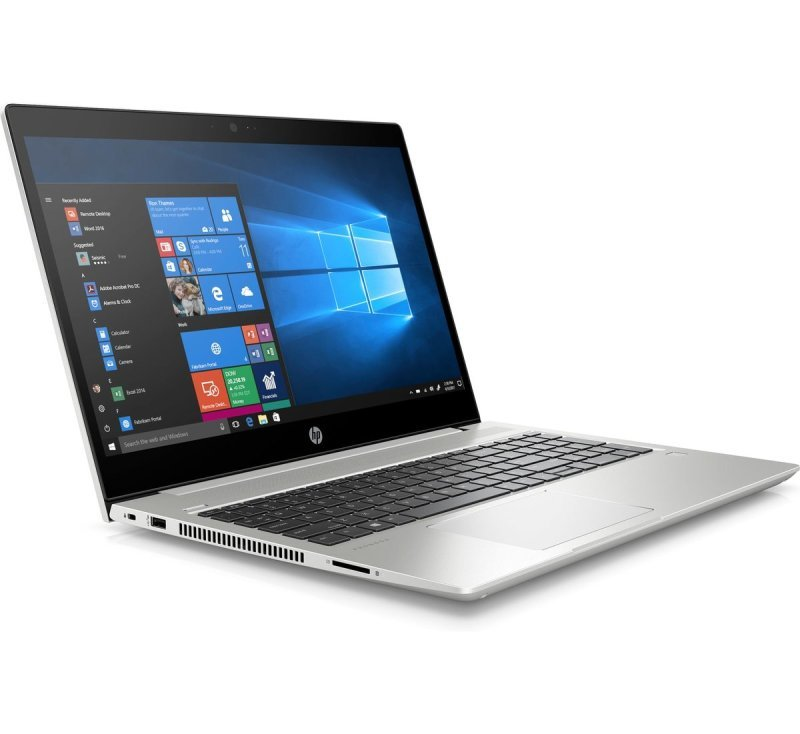 "HP ProBook 455R G6 Ryzen 5 8GB 256GB 15.6"" Win10 Pro Laptop"