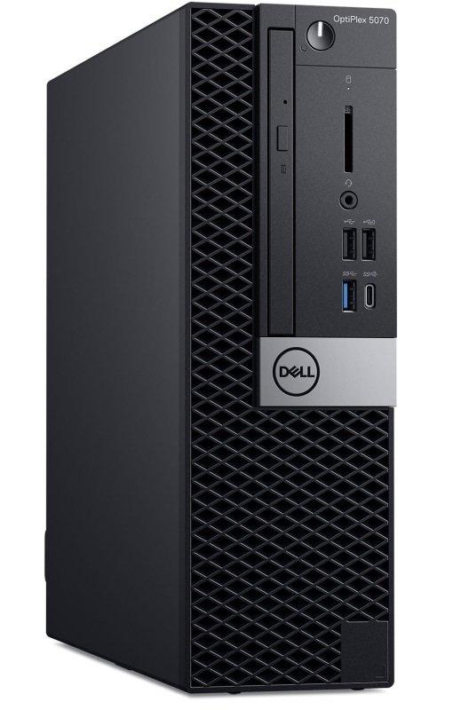 Dell Optiplex 5070 SFF Core i5 8GB RAM 256GB SSD Win10 Pro Desktop PC