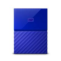 Western Digital My Passport external hard drive 4TB Blue Worldwide Edition