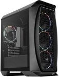 Aerocool Black Aero One Mini Eclipse Windowed PC Gaming Case