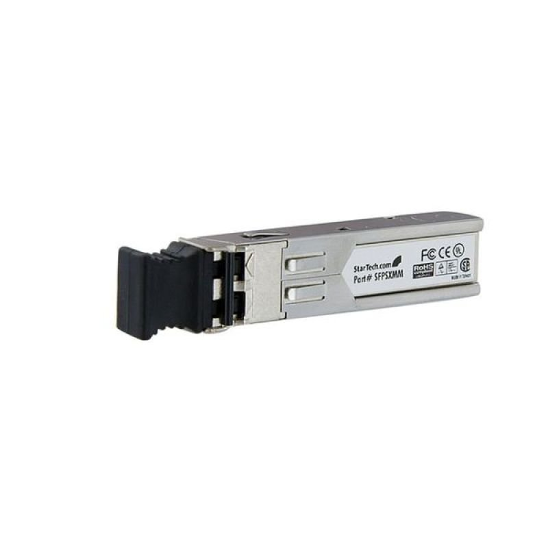 StarTech.com Gigabit 850nm Multi Mode SFP Fiber Optical Transceiver