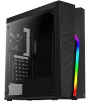 Aerocool Bolt Windowed RGB Midi PC Gaming Case
