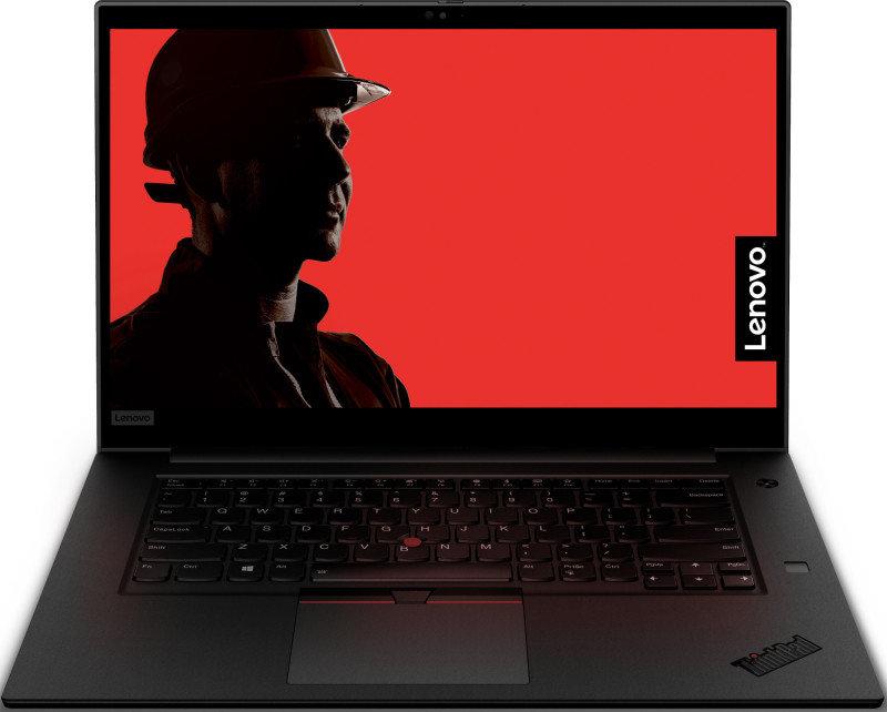 "Lenovo ThinkPad P1 (2nd Gen) Core i7 16GB 512GB SSD Quadro T1000 15.6"" Win10 Pro Mobile Workstation"