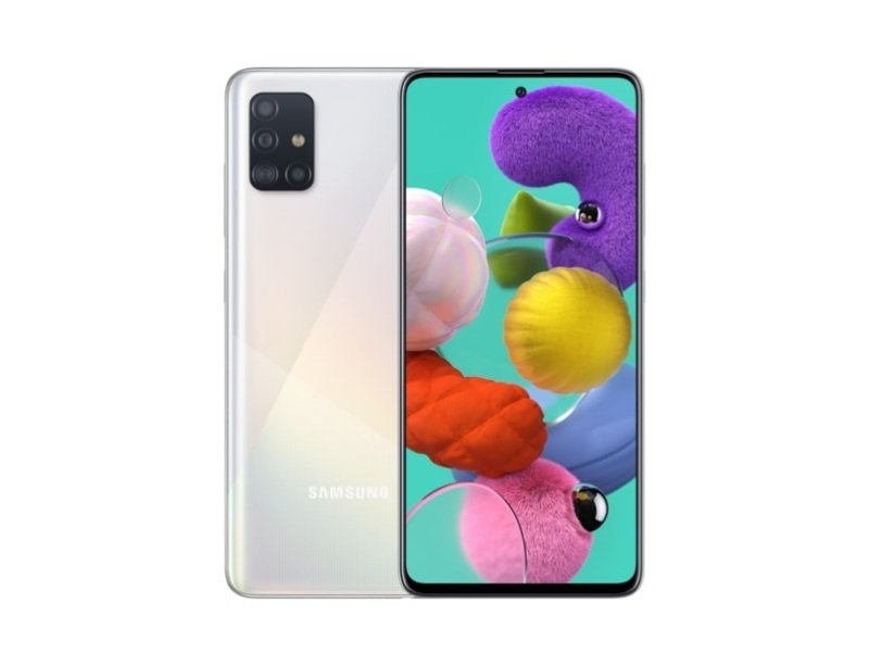 Samsung Galaxy A51 128GB Smartphone - White