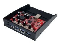 EXDISPLAY Startech 4 Port USB3.0 3.5 inch Hub
