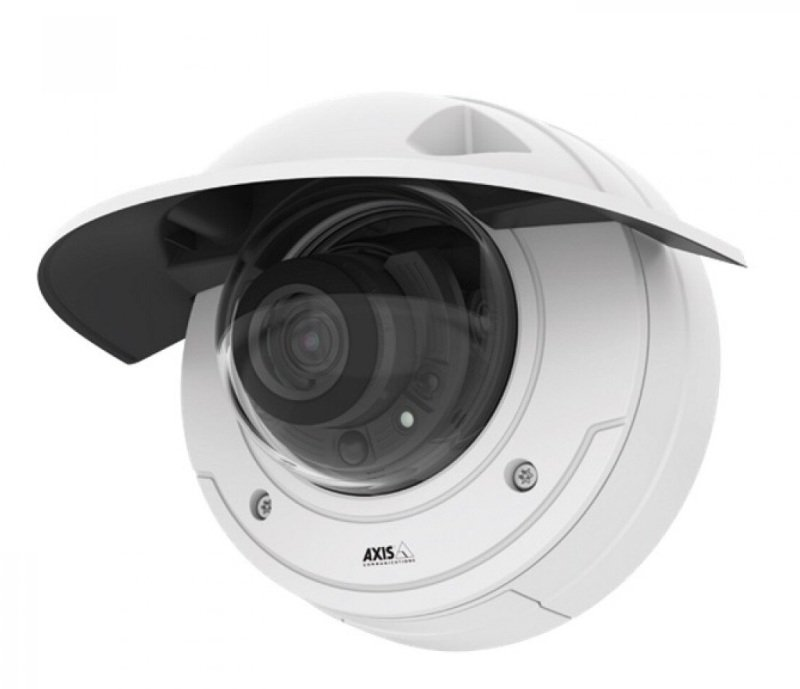 AXIS P3375-LVE 2MP Outdoor Dome Network Camera - Varifocal