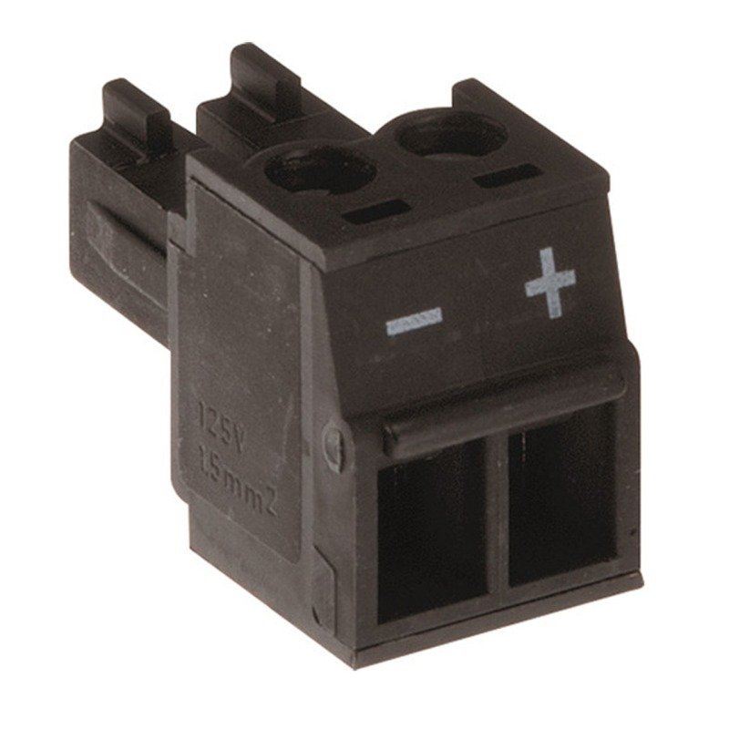 Image of AXIS Connector A 2-pin 3.81 Straight (10 Pack)