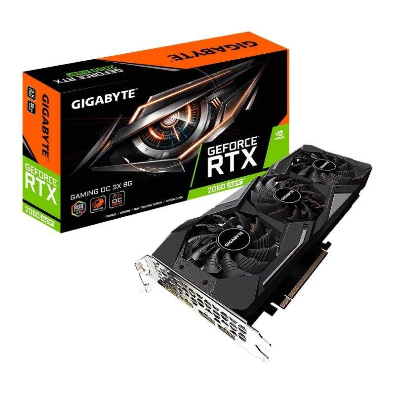 Gigabyte GeForce RTX 2060 SUPER GAMING OC 3X 8GB Graphics Card