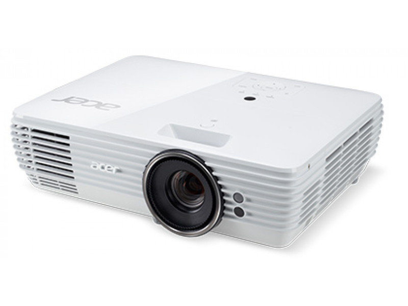 Acer H7850BD - DLP projector - UHP - 3D - 3000 ANSI lumens