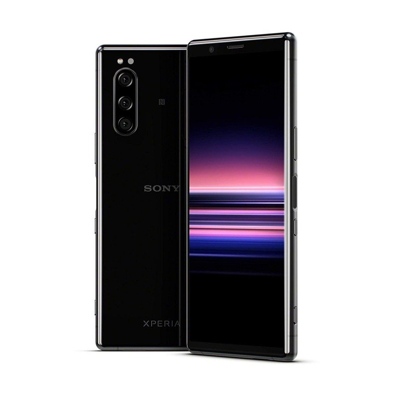 Sony Xperia 5 128GB Smartphone - Black