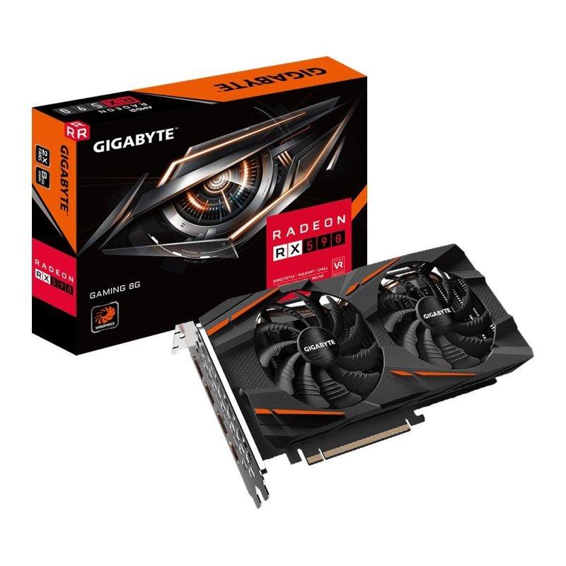 Gigabyte Radeon RX 590 GAMING 8GB GDDR5 Graphics Card