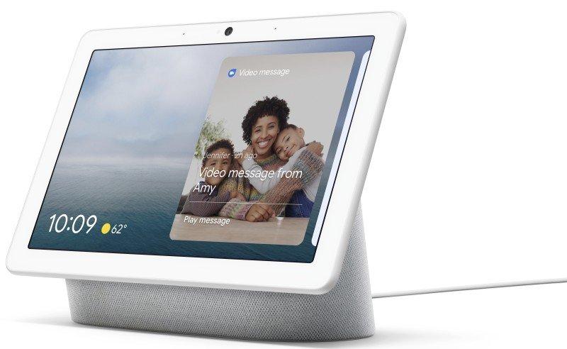 Image of Google Nest Hub Max - Chalk