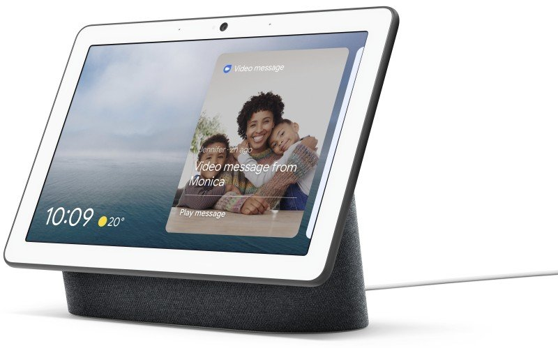 Google Nest Hub Max - Charcoal