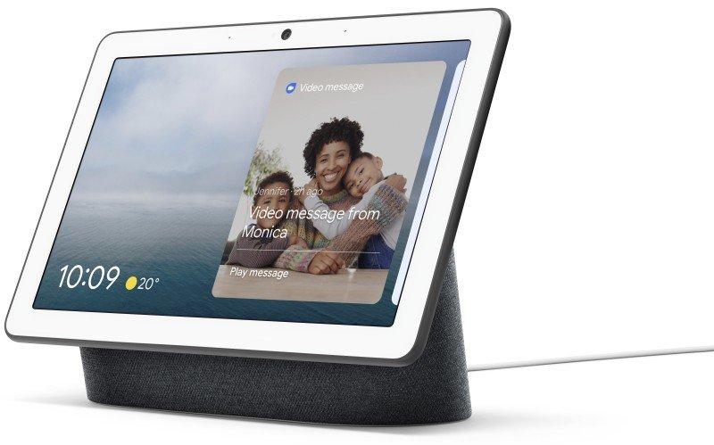 Image of Google Nest Hub Max - Charcoal