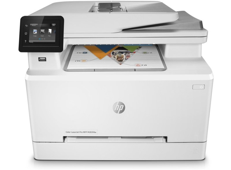 HP M283fdw Multi-Function Wireless Colour Laserjet Printer