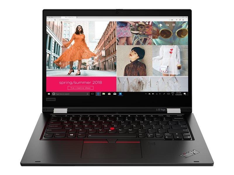 "Lenovo ThinkPad L13 Yoga Core i7 16GB 512GB SSD 13.3"" Win10 Pro Convertible Laptop"